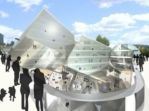 Museum of Contemporary Art &<br />Planning Exhibition  of Shenzhen