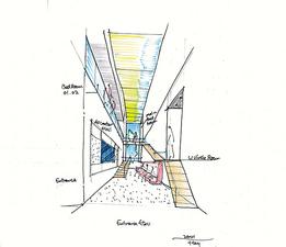 Y邸プロジェクト(目黒)<br />「陽の当たる坂道」